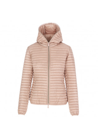 WOMEN'S DOWN JACKET SAVE THE DUCK PINK