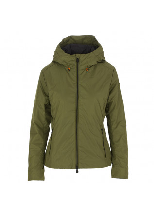 WOMEN'S JACKET SAVE THE DUCK GREEN