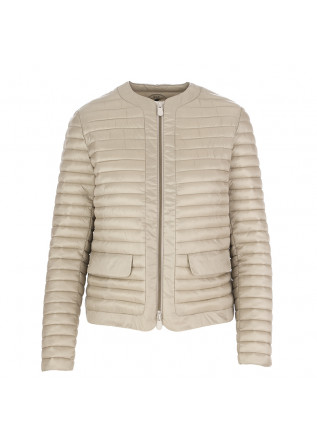 WOMEN'S DOWN JACKET SAVE THE DUCK BEIGE