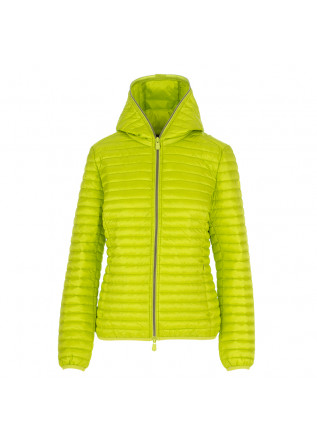 Giacca verde fluo Save the Duck Irisx