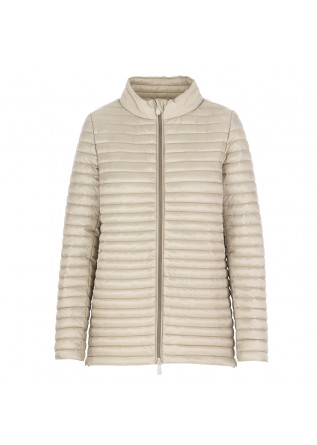 DAMEN DAUNENJACKE SAVE THE DUCK BEIGE