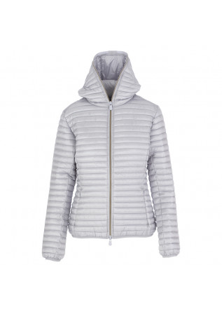 WOMEN'S DOWN JACKET GREY SAVE THE DUCK