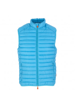 Light blue gilet Save the Duck GigaX