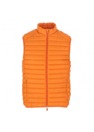 Orange Gilet Save the Duck GigaX