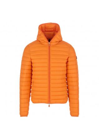 Orange Jacke Save the Duck GigaX