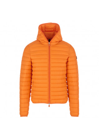 Orange jacket Save the Duck GigaX