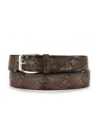 """MEN'S BELT ORCIANI """"STAIN SOAPY"""" 