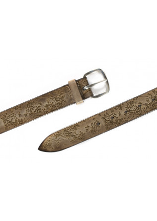 "MEN'S BELT ORCIANI ""STAIN"" 