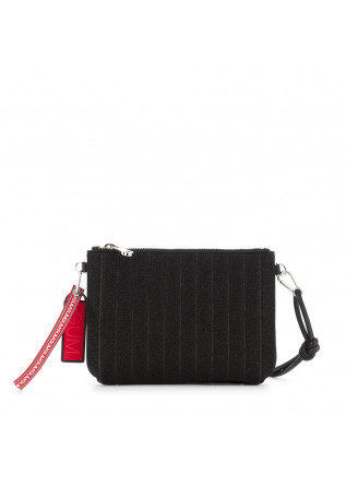 WOMEN'S CLUTCH GUM CHIARINI BLACK
