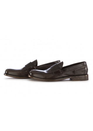 MEN'S LOAFERS MOMA | APPALOSA BROWN LEATHER