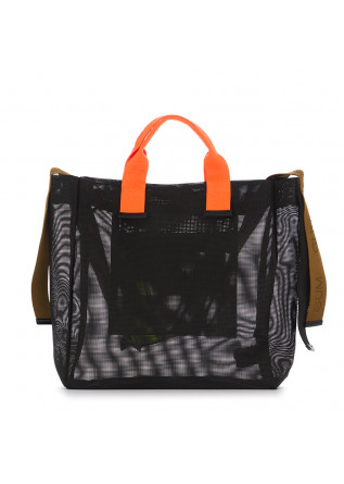 WOMEN'S SHOPPER BAG GUM CHIARINI | BLACK