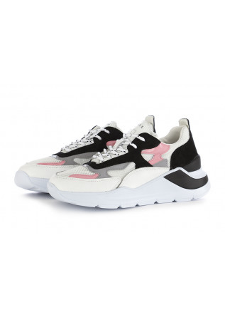 WOMEN'S SNEAKERS D.A.T.E. FUGA WHITE
