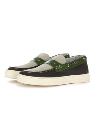 MEN'S LOAFERS OA NON-FASHION GREY GREEN