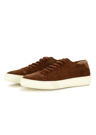 SNEAKERS UOMO ASTORFLEX MARRONE SUEDE