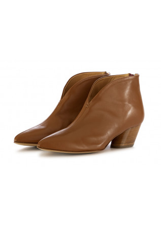 WOMEN'S BOOTS HALMANERA HAZELNUT BROWN