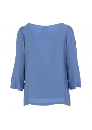 WOMEN'S SHIRT SEMICOUTURE | SKY BLUE