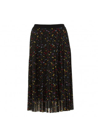 WOMEN'S SKIRT SEMICOUTURE | BLACK