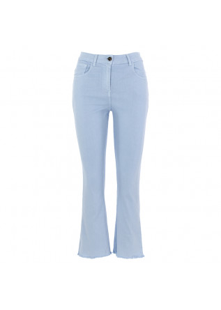 WOMEN'S JEANS SEMICOUTURE LIGHT BLUE