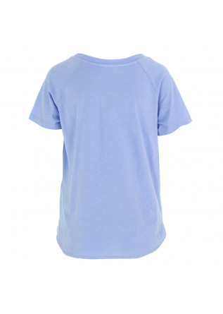 WOMEN'S T-SHIRT SEMICOUTURE |LIGHT BLUE