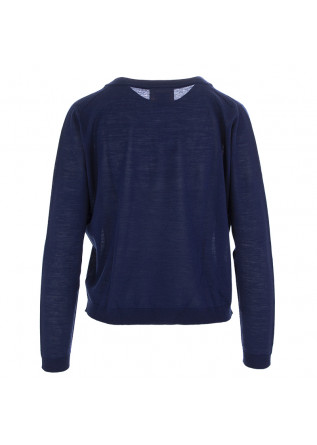 WOMEN'S SWEATER SEMICOUTURE | BLUE