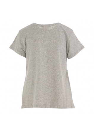 DAMEN T-SHIRT SEMICOUTURE | MELANGE GRAU