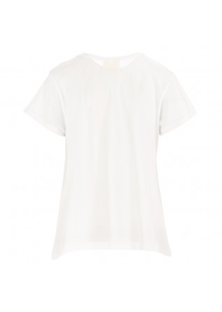 WOMEN'S T-SHIRT SEMICOUTURE | WHITE