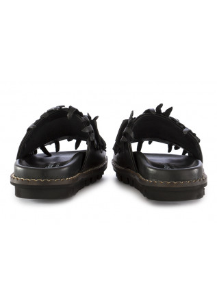 WOMEN'S SANDALS PATRIZIA BONFANTI | BLACK LEATHER