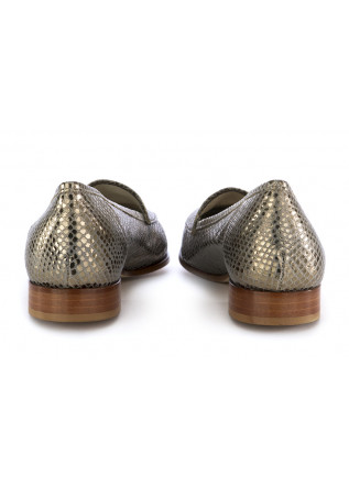WOMEN'S LOAFERS L'ARIANNA | METALLIC LEATHER