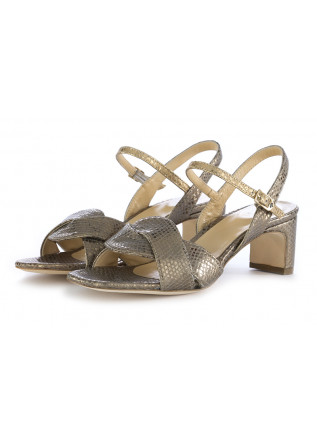 WOMEN'S SANDALS L'ARIANNA METALLIC LEATHER