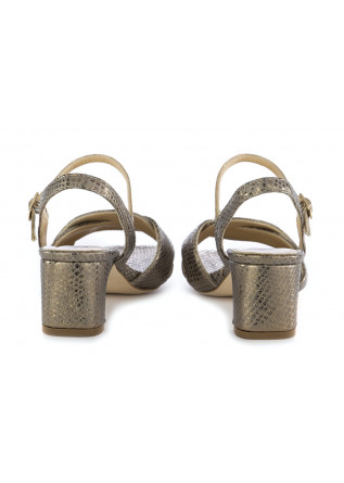 WOMEN'S SANDALS L'ARIANNA | METALLIC LEATHER