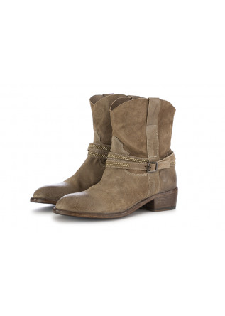 WOMEN'S BOOTS MOMA | GREY SUEDE