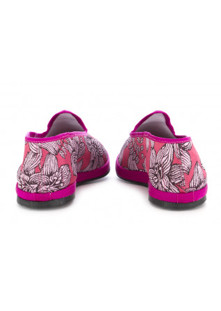 WOMEN'S FLAT SHOES MIEZ | FUCHSIA