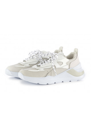 WOMEN'S SNEAKERS D.A.T.E. WHITE