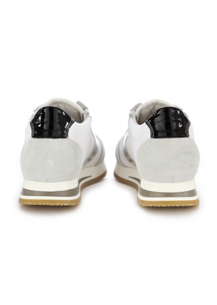 """WOMEN'S SNEAKERS """"NEW SOFT"""" VALSPORT   WHITE / SILVER"""