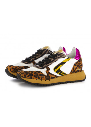 SNEAKERS DONNA MAGIC ANIMALIER VALSPORT MULTICOLOR