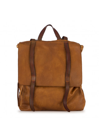 WOMEN'S BACKPACK MANUFATTO ITALIANO 1956 | LEATHER BROWN