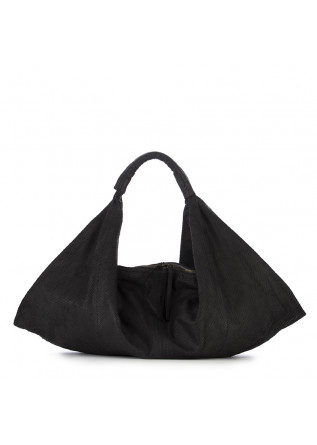WOMEN'S BAG BLACK MANUFATTO ITALIANO 1956