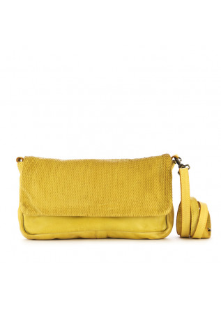 WOMEN'S SHOULDER BAG MANUFATTO ITALIANO 1956 | YELLOW
