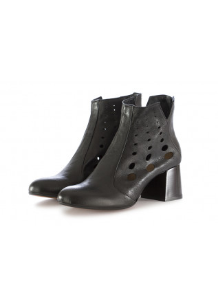 WOMEN'S ANKLE BOOTS SALVADOR RIBES BLACK