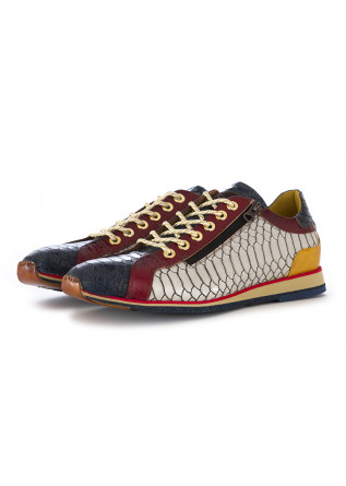 MEN'S FLAT SHOES MULTICOLOR LORENZI