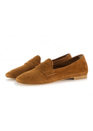 WOMEN'S SHOES FLAT SHOES NOUVELLE FEMME BROWN