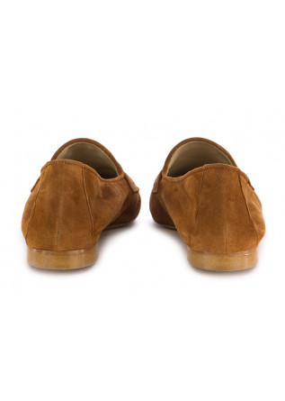 WOMEN'S LOAFERS NOUVELLE FEMME | BROWN SUEDE