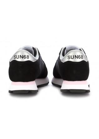 SNEAKERS DONNA SUN68 | NERO BIANCO ROSA