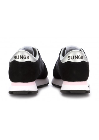 WOMEN'S SNEAKERS SUN68 | BLACK WHITE PINK