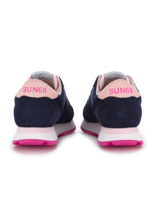 SNEAKERS DONNA SUN68 | BLU NAVY ROSA