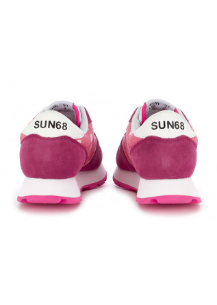 WOMEN'S SNEAKERS SUN68 | FUCHSIA WHITE POLKA DOTS