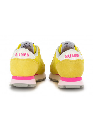 WOMEN'S SNEAKERS SUN68 | YELLOW WHITE FUCHSIA