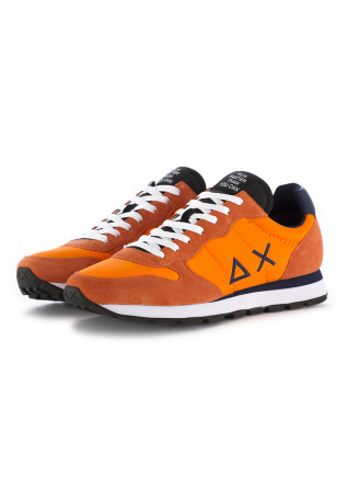 HERREN SNEAKERS SUN68 ORANGE