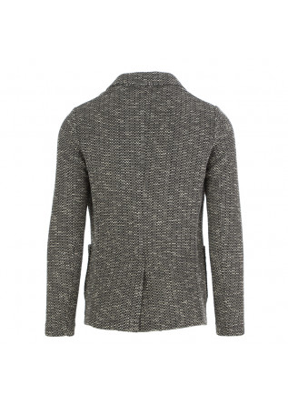 MEN'S JACKET DISTRETTO 12 | GREY MELANGE