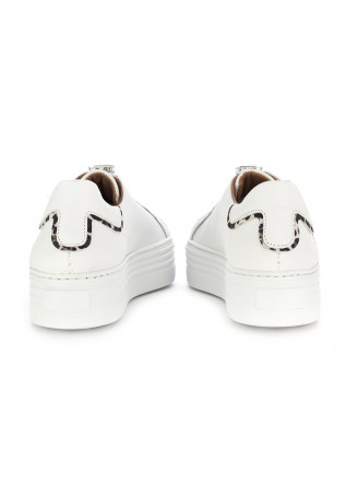 WOMEN'S SNEAKERS MJUS | WHITE LEATHER